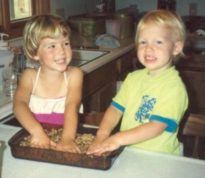 chores for kids, date bars