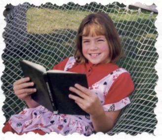 best homeschooling curriculum, reading in hammock