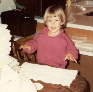 Kids Chore Charts, Folding Diapers