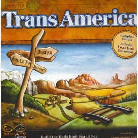 TransAmerica by Winning Moves Games