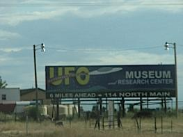 UFO Museum & Research Center, Roswell, New Mexico