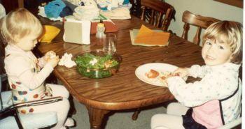 family chore charts, Making salad<img src=