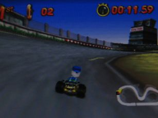 play driving games - Mickey's Speedway