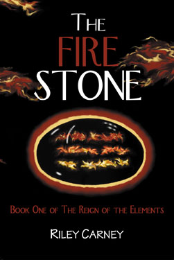 The Fire Stone: Book One of The Reign of the Elements